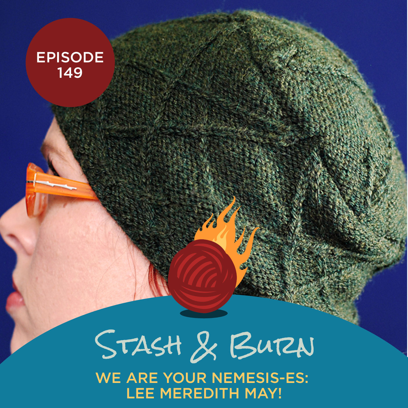 5187816724290b Episode 149  We Are Your Nemesis-es  Lee Meredith May! Stash And ...